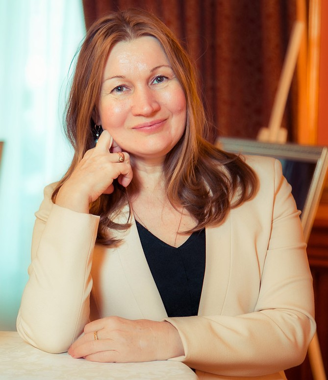 Ирина Белецкая